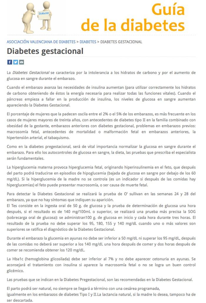Asociación valenciana de diabetes
