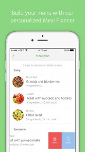 FoodPrint Diet by Nutrino