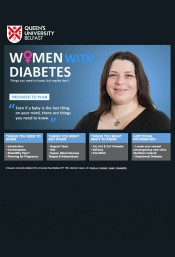 Women with diabetes