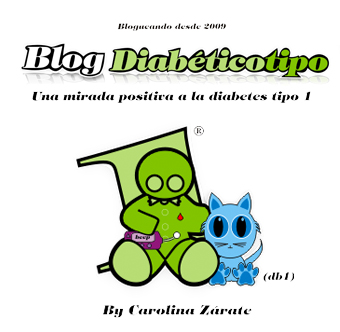 Blog Diabético tipo 1 de Carolina Zárate